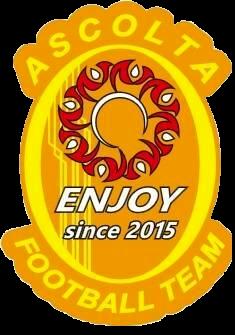 アスコルタサッカーバナー